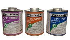 PVC/CPVC Primer & Cement