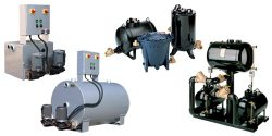 Condensate and Boiler Feed Pumps